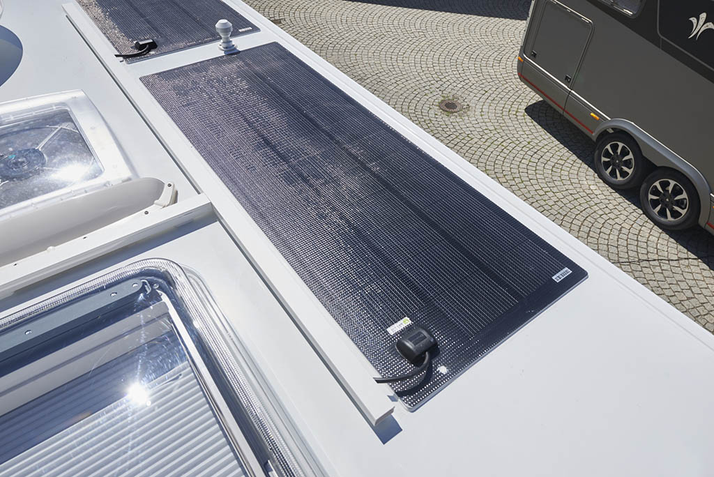 NIESMANN+BISCHOFF - Flair 920 LW - Solar panel - part of the Lithium-Energie-Package