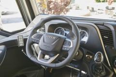 NIESMANN+BISCHOFF - Flair 920 LW - height adjustable multifunction steering wheel