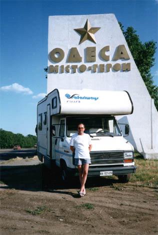 1990 - Marchi a Odessa
