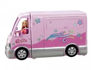 Il camper di Barbie: il sogno di tutte le bambine...