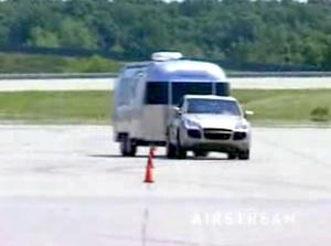 Airstream gancio di acqua fino