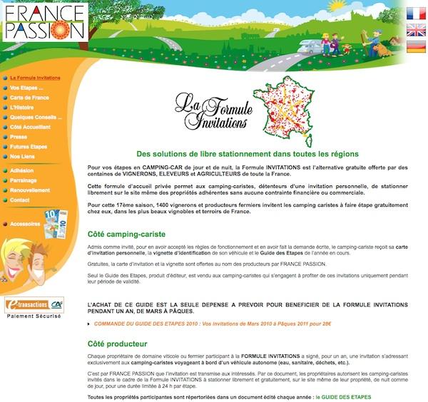 France Passion, scoprire la Francia su invito di produttori, allevatori, coltivatori