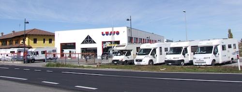 La sede di Lusso Caravan