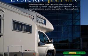 CamperOnTest: Camper Monoscocca Infinity M 735 LC Plus