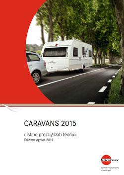 Buerstner-caravan-listino-2015