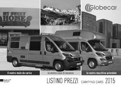 Globecar-Listino-2015
