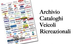Archivio Cataloghi Veicoli Ricreazionali