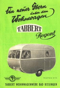 Tabbert-Regent-1950