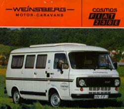 Weinsberg-Cosmos-1981