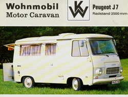 Weinsberg-PeugeotJ7-1970