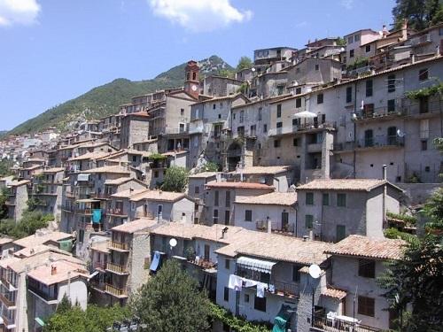 Paganico Sabino_borgo