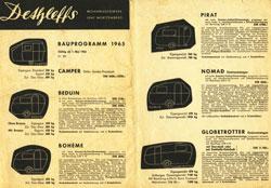 Dethleffs-Bauprogramm1965