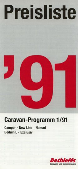 Dethleffs-caravan-prezzi-1991