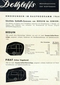 Dethleffs-listino1964