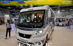 Speciale Caravan Salon 2012 – Knaus presenta il nuovo Van I e il restyling della storica Südwind