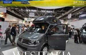 Speciale Caravan Salon 2012 – Il ritorno del Westfalia Club Joker e i nuovi Amundsen 600D e Columbus 640F