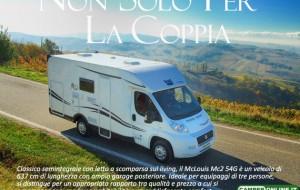 CamperOnTest: McLouis Mc2 54G