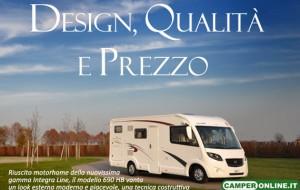CamperOnTest: Eura Mobil Integra Line 690 HB