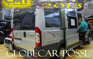 Speciale CMT Stoccarda 2013 – Globecar presenta il nuovo 636 FR