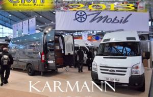 Speciale CMT Stoccarda 2013 – il Dexter 650 di Karmann Mobil