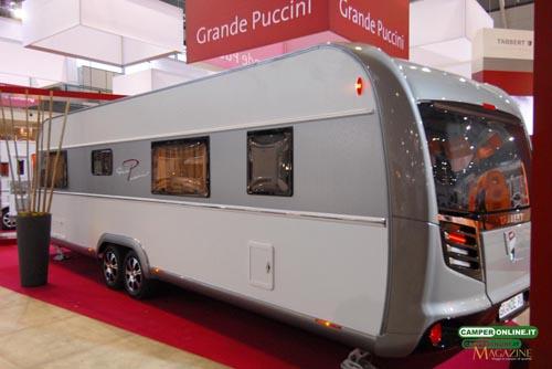 1de71765898156 Speciale CMT Stoccarda 2013 – Tabbert Grande Puccini 750 HTD