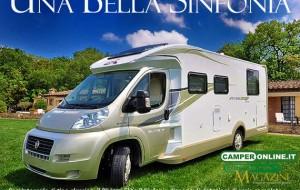 CamperOnTest: C.I. Riviera Elite P Sinfonia