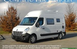 CamperOnTest: Helix Camper Izoard 555S