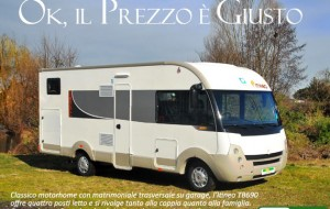 CamperOnTest: Itineo TB 690