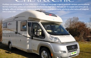 CamperOnTest: Carthago Chic C-Line T-Plus 4.8 H