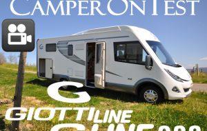 VideoCamperOnTest – Giottiline GLine 938