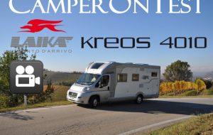VideoCamperOnTest – Laika Kreos 4010