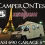 VideoCamperOnTest – Wingamm Oasi 690 Garage S