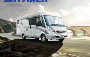 Anteprime 2014: Hymer rinnova la B-Klasse e lancia il nuovissimo HymerCar Cape Town su VW T5