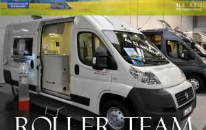Speciale Caravan Salon 2013 – Roller Team presenta i nuovissimi Livingstone 2 Sport e Livingstone 2 Linea Bianco