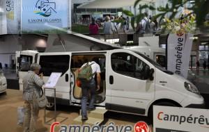 Speciale Salone del Camper 2013 – A Parma il debutto in Italia di Campérève, lo specialista francese dei camper puri
