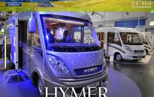 Speciale Caravan Salon 2013 – Hymer: la nuova generazione B-Klasse, l'Exsis-t semintegrale e l'inedito polivalente Cape Town