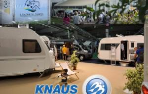 Speciale Salone del Camper 2013 – Knaus presenta le nuove caravan Sport, l'ammiraglia Eurostar e gli apprezzati motorizzati BoxStar e Sky I