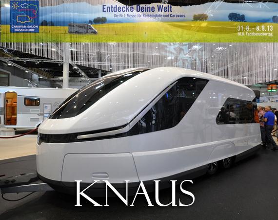 Speciale Caravan Salon 2013 - Knaus