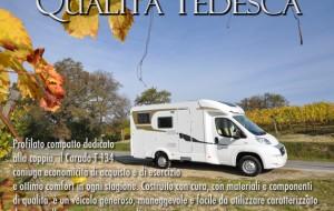 CamperOnTest: Carado T 134