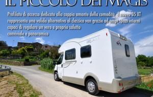 CamperOnTest: Caravans International Magis 35 XT