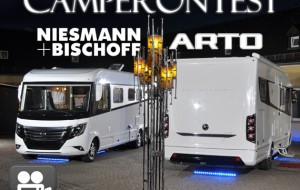 Video CamperOnTest: Niesmann+Bischoff Arto 76 E ClouLine Design