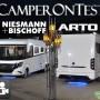 Video CamperOnTest: Niesmann+Bischoff Arto 76 E ClouLine Design