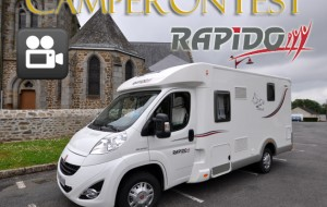 Video CamperOnTest: Rapido 640