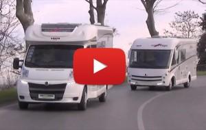 Video CamperOnTest: Carthago C-tourer I 138 e C-tourer T 145 H