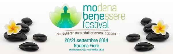 Modena Benessere Festival Col Magazine