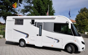 CamperOnTest: Chausson Exaltis 6018