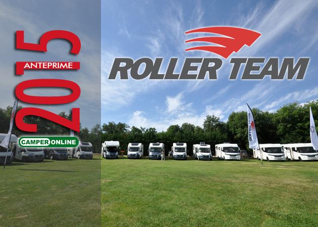 Anteprime 2015 - Roller Team