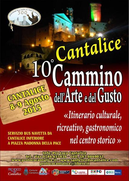 Cantalice_Percorso-gusto