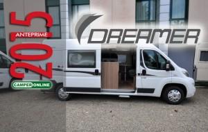 Da Rapido ecco Dreamer, il nuovo marchio di van dal prezzo accessibile