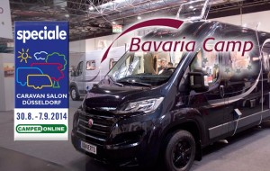 Speciale Caravan Salon – Bavaria Camp si rinnova in stile e sostanza